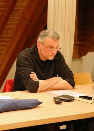 Karl Peter Fuhr von der SPD