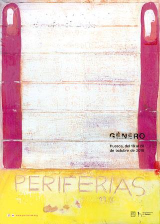 cartel festival periferias 2018