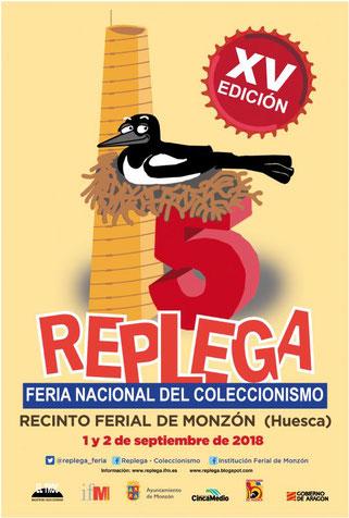 feria coleccionismo replega monzon 2018