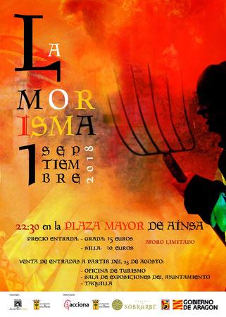 La Morisma Aínsa  2018