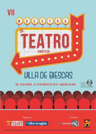 feria teatro amateur biescas 2019