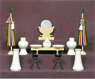 神徒壇用の神具