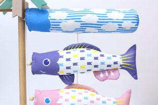 プーカのベビースタンド-ソラ-鯉のぼり