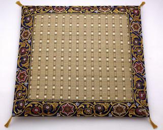 い草座布団「藤袴」品番:6261