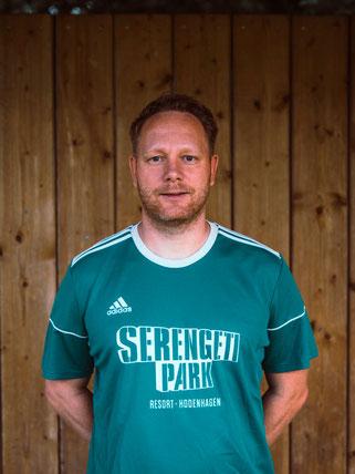 Trainer Björn Bork