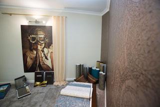 Anstricharbeiten und Tapezierarbeiten mit der Kleinert Malerei in Bremerhaven