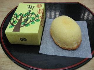 樹木の里(レモンケーキ)