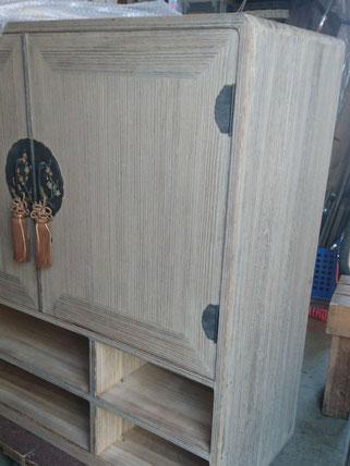 箪笥(たんす)扉修理