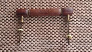 木製引手修理