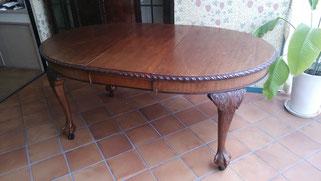 拡張テーブル修理