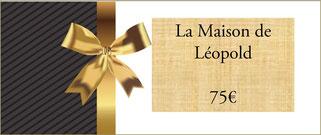 Faites plaisir à vos proches en offrant un séjour inoubliable à La Maison de Léopold