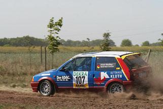 Peter Steffen, Lübeck - Citroen AX