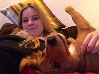 Der Hund kommt nicht auf die Couch