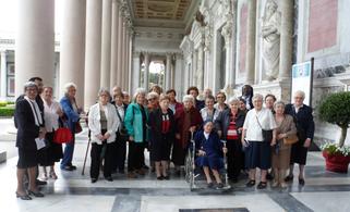 Jubileu dos doentes em Roma
