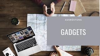 Rucksack, Packliste, Gadgets, Ausrüstung, Langzeitreise, Weltreise