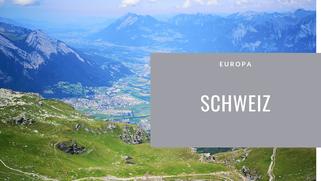 Schweiz, Aussicht, Pizol, Berge, Rheintal