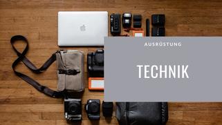 Rucksack, Packliste, Technik, Ausrüstung, Langzeitreise, Weltreise