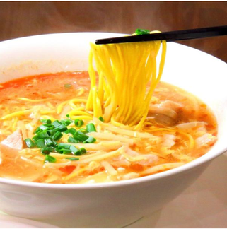 やみつき「酸辣湯麺(スーラータンメン」の写真
