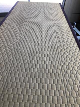 総柄表の畳