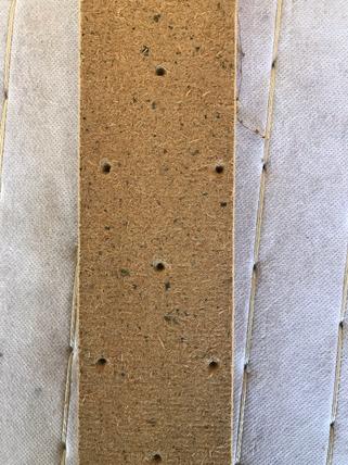 さらり畳の茶殻