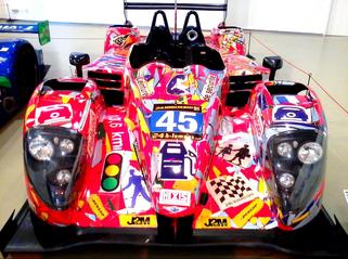 OAK Racing Morgan-Nissan Pescarolo Le Mans 2013