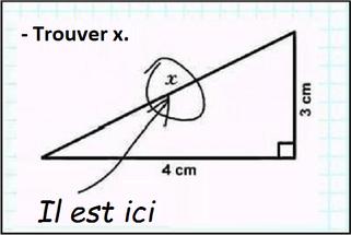 Théorème de Pythagore avec www.jeuxmaths.fr/cours