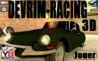 jeux.fr, Devrim-Racing 3D : orientation et chrono avec la DS 19...