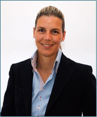 Yvonne Hornfeck, Geschäftsführerin