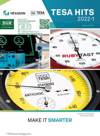 TESA HITS - Messtechnik Katalog 2021-01