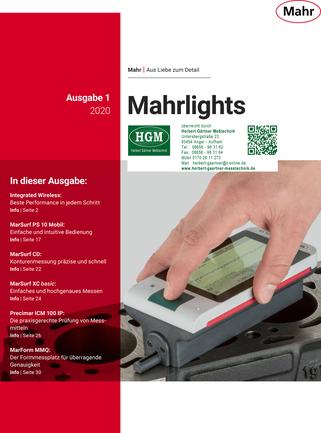Mahr - Mahrlights - Online-Blätterkatalog 01/2020