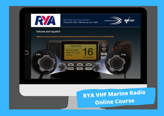 rya vhf src radio online course