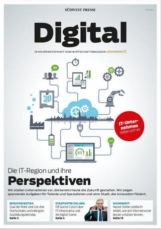 Unternehmen[!]- Magazin Digital