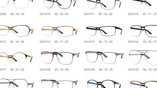 Titanbrille, rahmenlos, mit Rahmen, Fadenbrille, Nylorbrille, Form, Modell