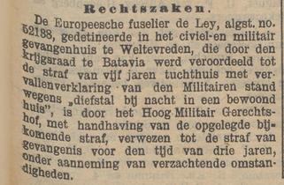 Het nieuws van den dag voor Nederlandsch-Indië 03-08-1906