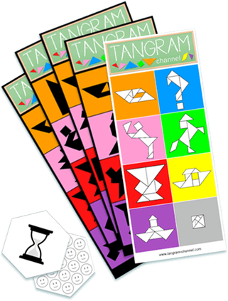 Éléments du jeu - https://www.tangram-champions.com
