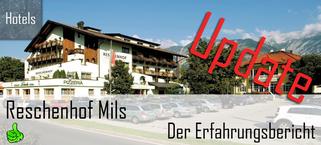 Reschenhof Mils Der Erfahrungsbericht