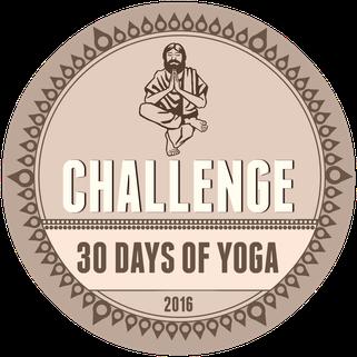 30 TAGE CHALLENGE - BIKRAM YOGA ALTONA