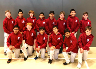 Swiss U11s (April 2019)