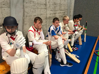 Basel U15 indoors (6-7-4-2019)