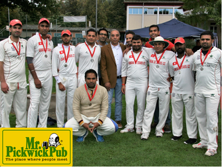 Geneva XI Stars, Pickwick T20 runners-up 2016