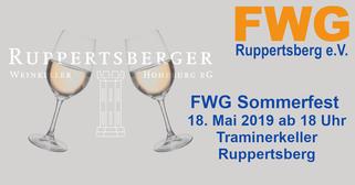 FWG Sommerfest 2019