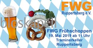 FWG Frühschoppen 2019