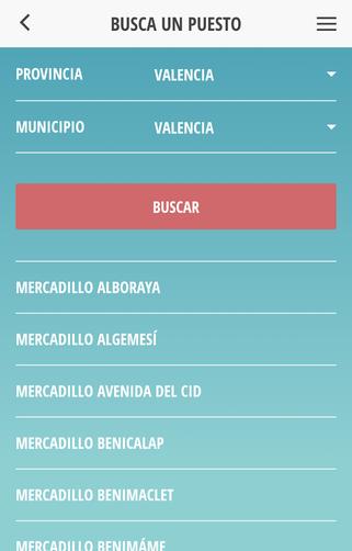 Mercadillos en España GRATIS con Mercactivate