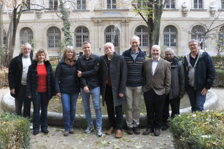 ECRO Board members 2017/2018 Paris