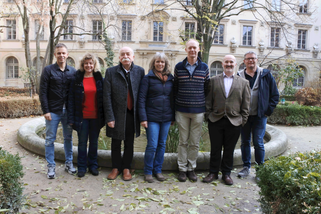 ECRO Board 2018 Paris