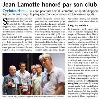 Paris-Normandie du 4 juillet 2019