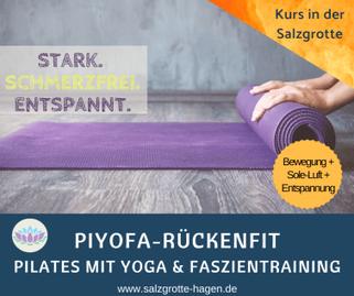 Pilates, Faszien, Rücken-Kurs, www.salzgrotte-hagen.de, www.mindful-balance.de