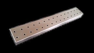 Rejilla de acero inoxidable para ventilacion o desague
