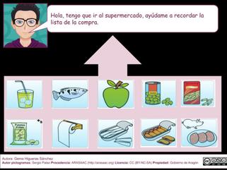 SELECCIONA LA LISTA DE LA COMPRA (Memoria Secuencial Auditiva)
