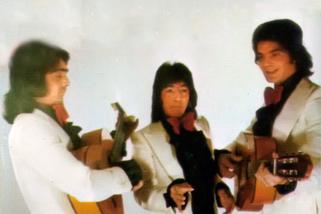 Los Chichos 1975 promocionando esto si que tiene guasa